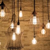 Schiebepuzzle mit dem Motiv Es werde Licht