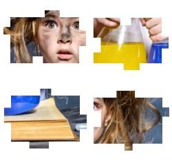 Bilder Puzzle Rätsel lösen