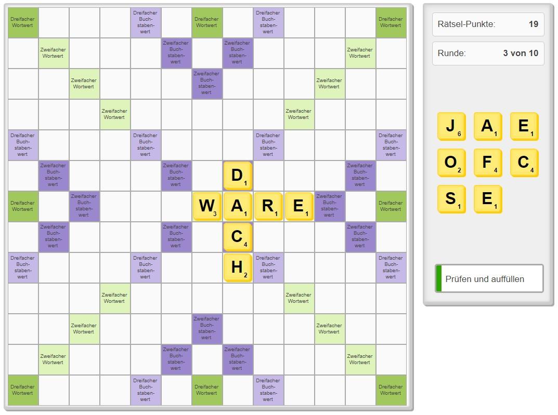 Wörter Puzzle Rätsel Rätsel Hilfe