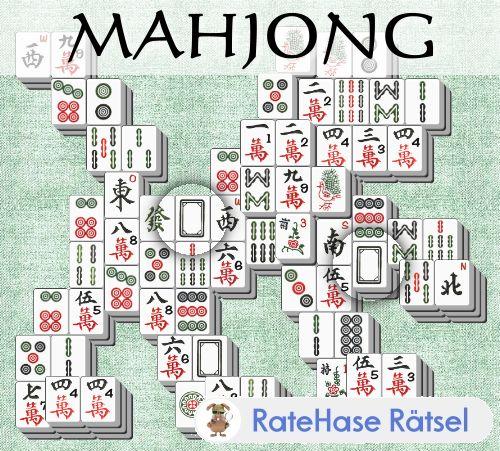 Das ratehase.de Mahjong Spiel